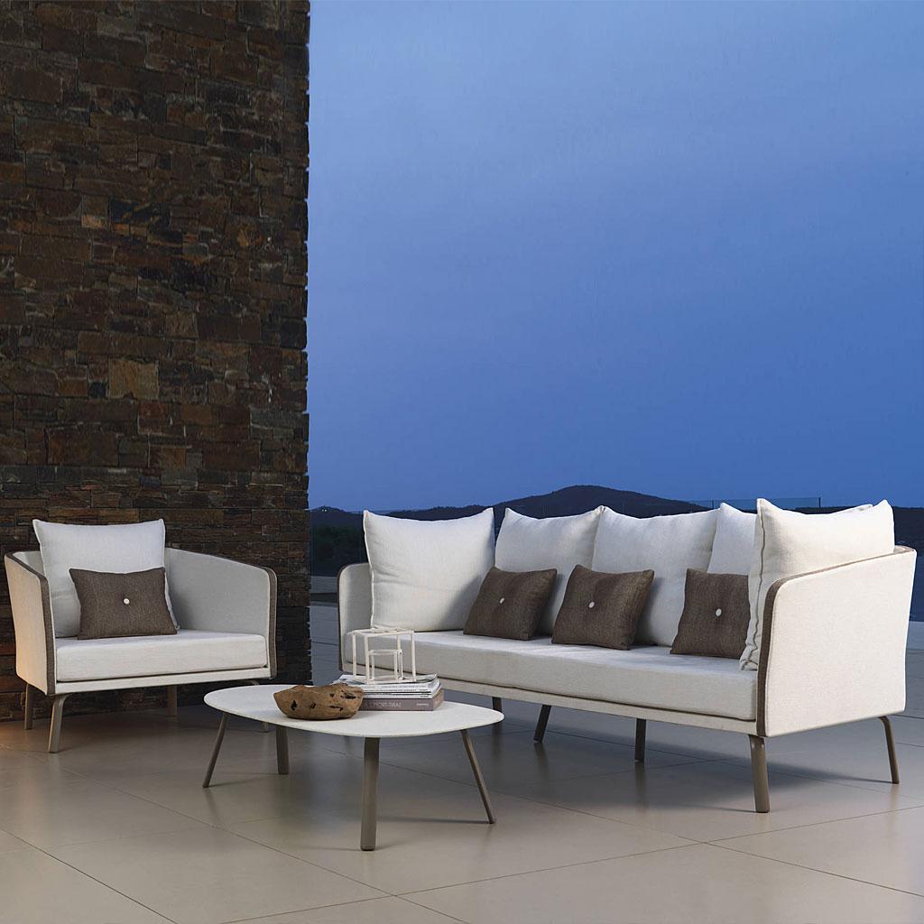 Luxury Quality Garden Sofa (View 11 of 20)