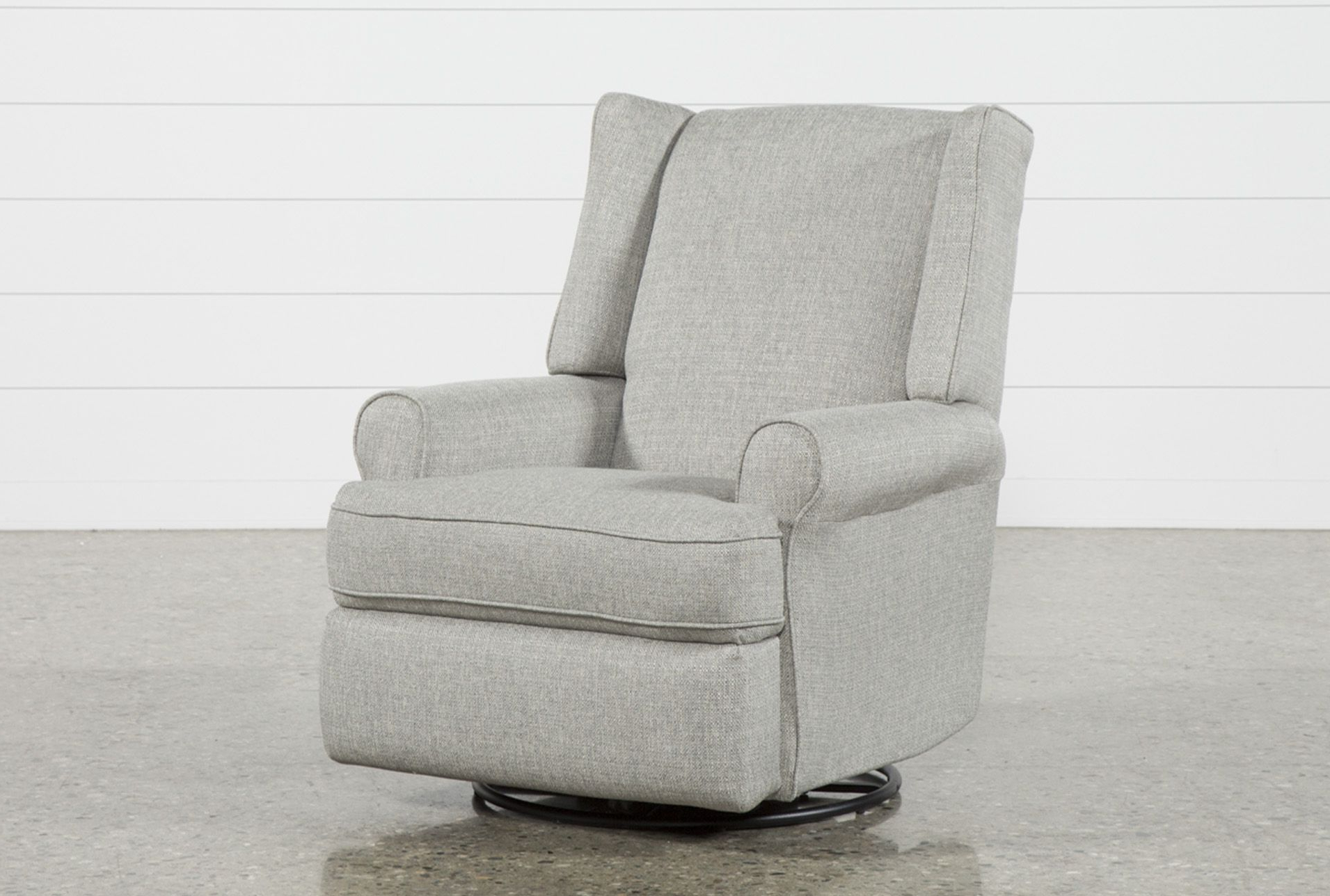 Mari Swivel Glider Recliner (Gallery 2 of 20)