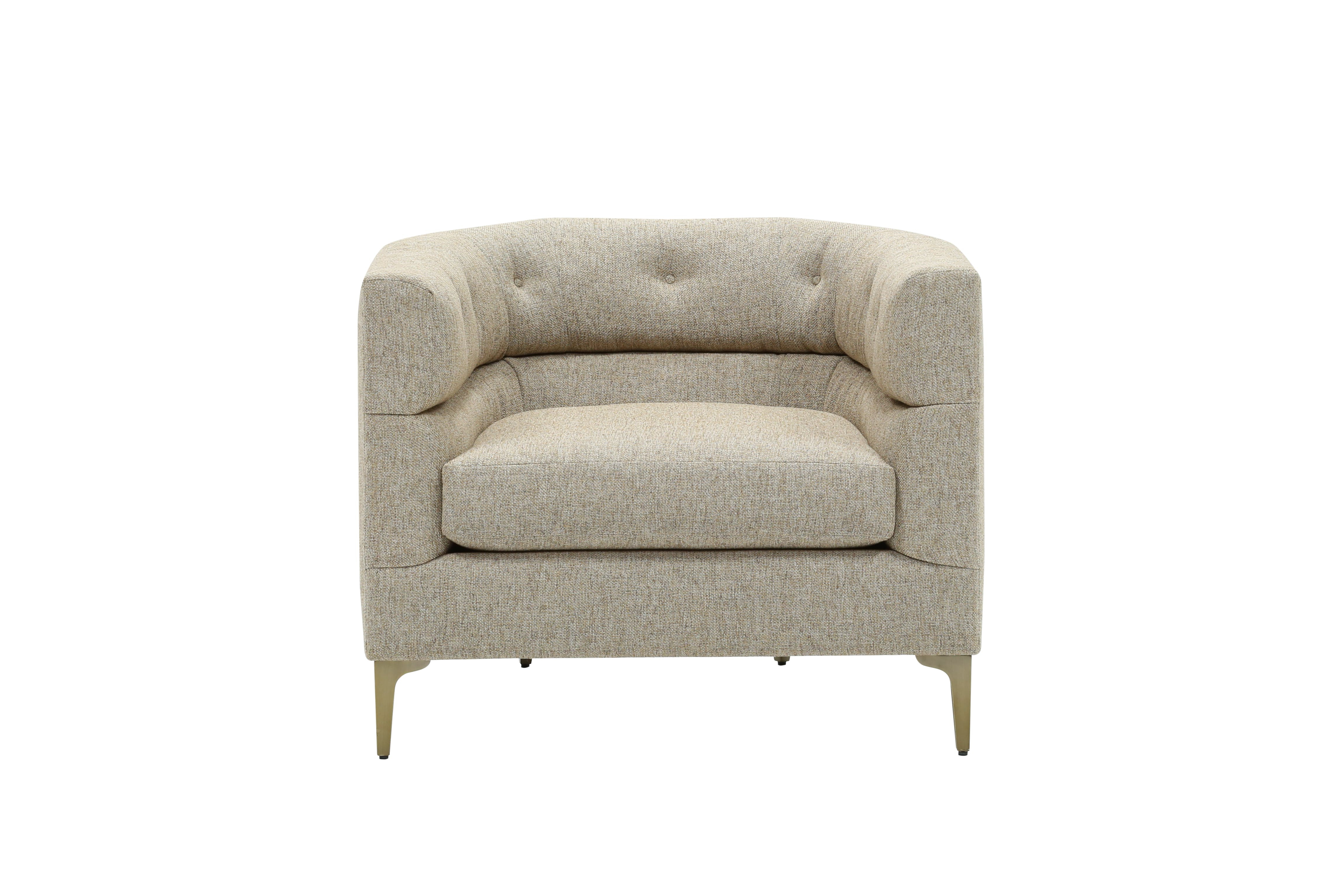Matteo Arm Sofa Chairs By Nate Berkus And Jeremiah Brent Within Favorite Nate Berkus Just Launched A Home Collection With Hubby Jeremiah (View 10 of 20)