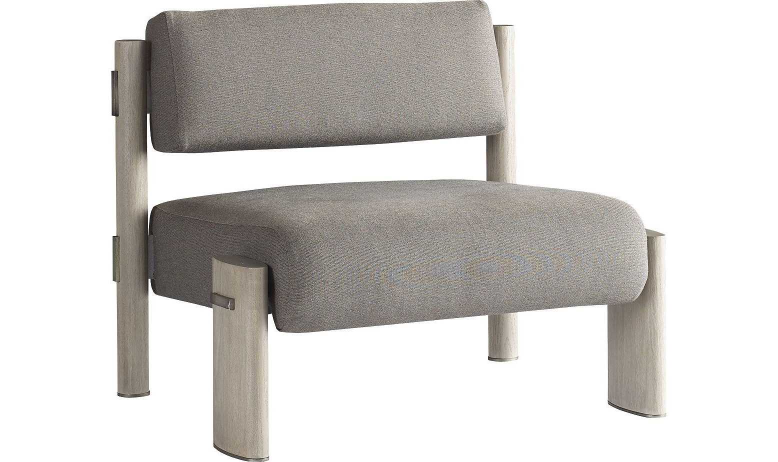 Mcguire Furniture Within Nichol Swivel Accent Chairs (View 8 of 20)