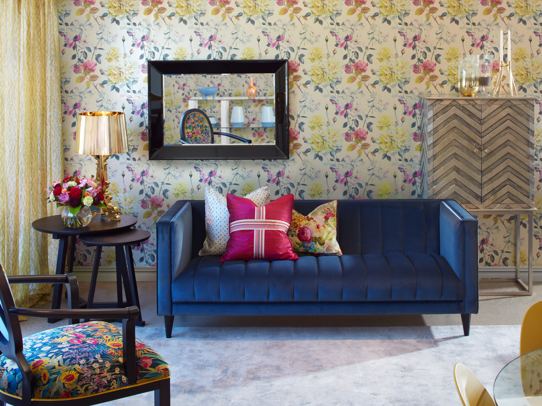 Mckenzie & Willis With Grace Sofa Chairs (View 20 of 20)