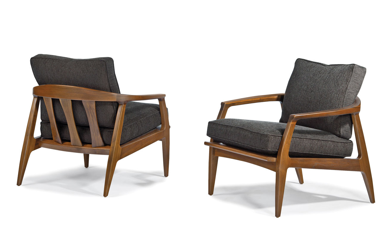Milo Sofa Chairs Within Well Liked Milo Baughman Collection – Ohio Hardwood & Upholstered Furniture (View 11 of 20)