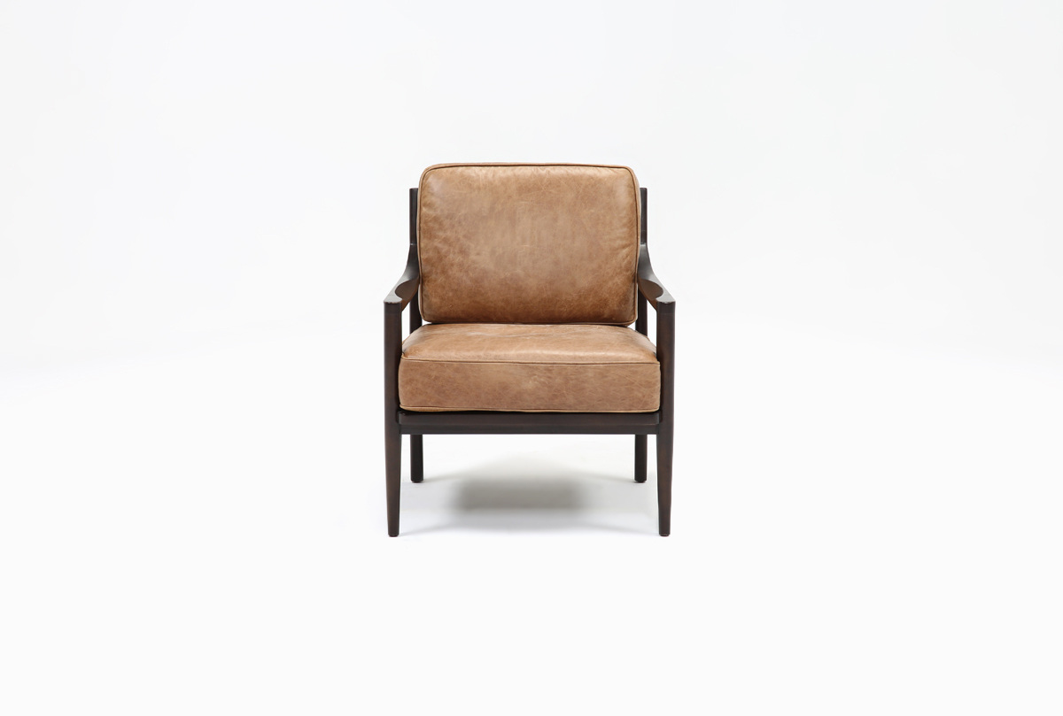 Moana Taupe Leather Power Reclining Sofa Chairs With Usb With Well Known Dominic Saddle Accent Chair (View 5 of 20)