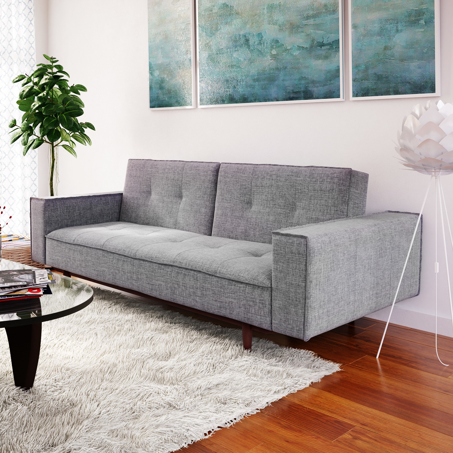 Modern & Contemporary Living Room Furniture (View 18 of 20)
