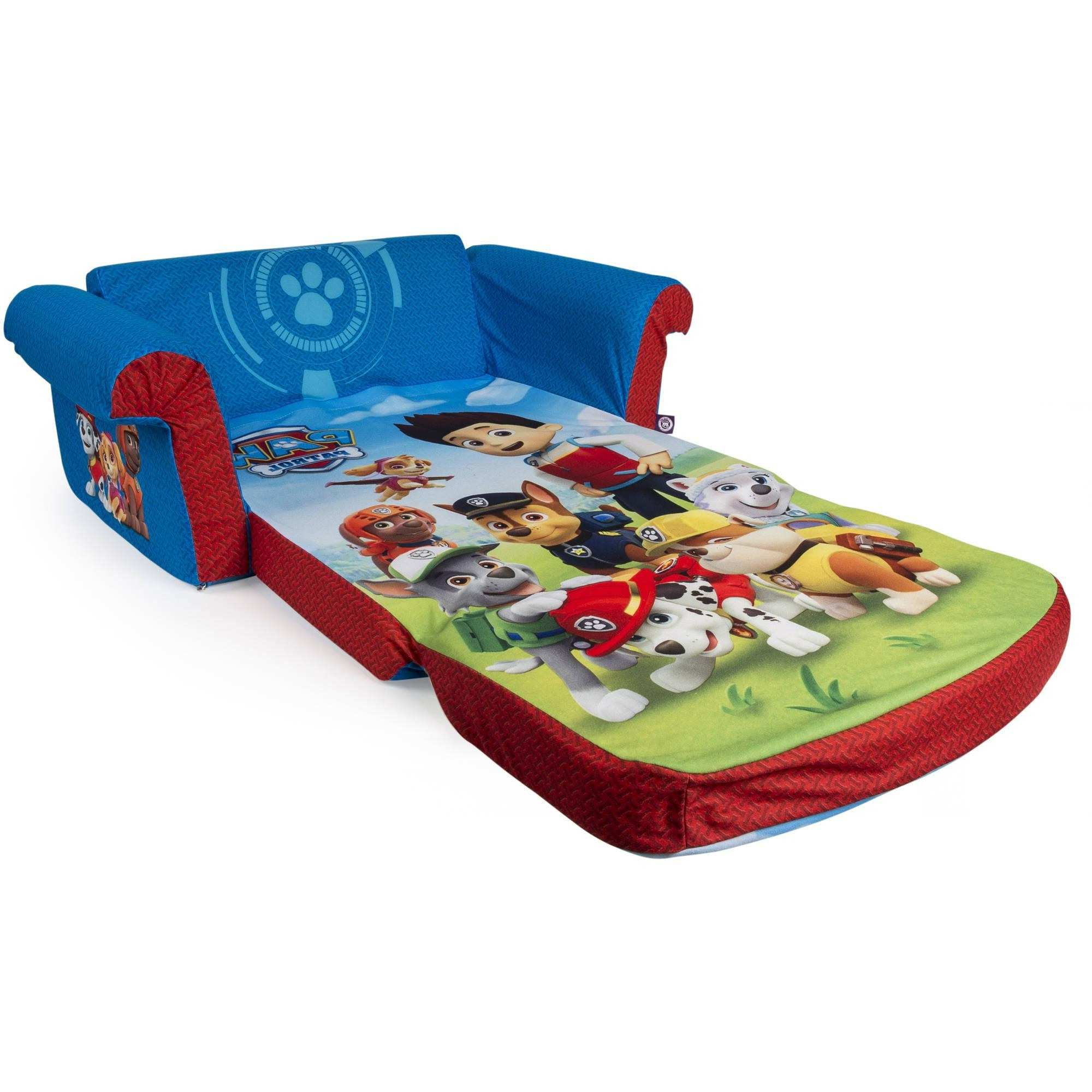 Most Current 20 Best Childrens Sofa Bed Chairs From Awesome Flip Open Foam Sofa Throughout Childrens Sofa Bed Chairs (View 10 of 20)