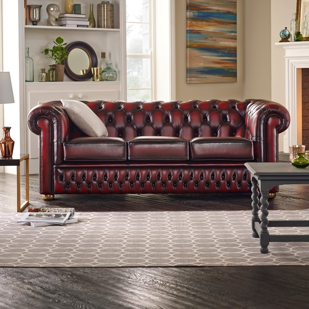 Most Current 3 Seater Sofa And Cuddle Chairs Regarding Buy A Chesterfield Cuddle Chair At Sofassaxon (Gallery 14 of 20)