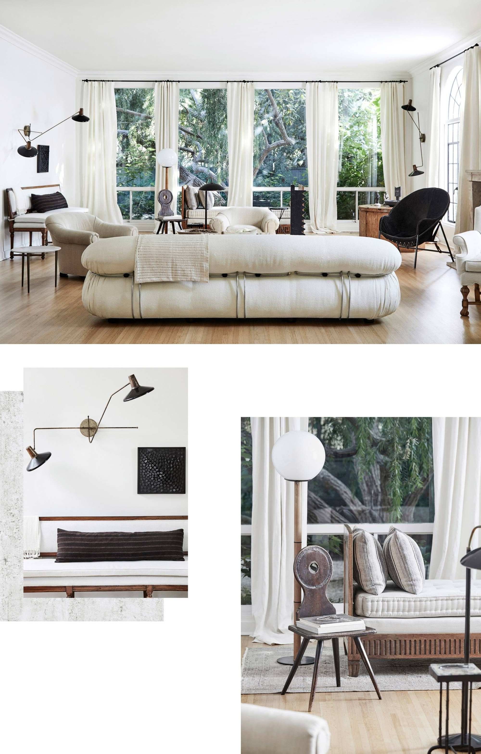 Most Current Exclusive: Designers Nate Berkus And Jeremiah Brent Open Up Their With Gwen Sofa Chairs By Nate Berkus And Jeremiah Brent (View 15 of 20)