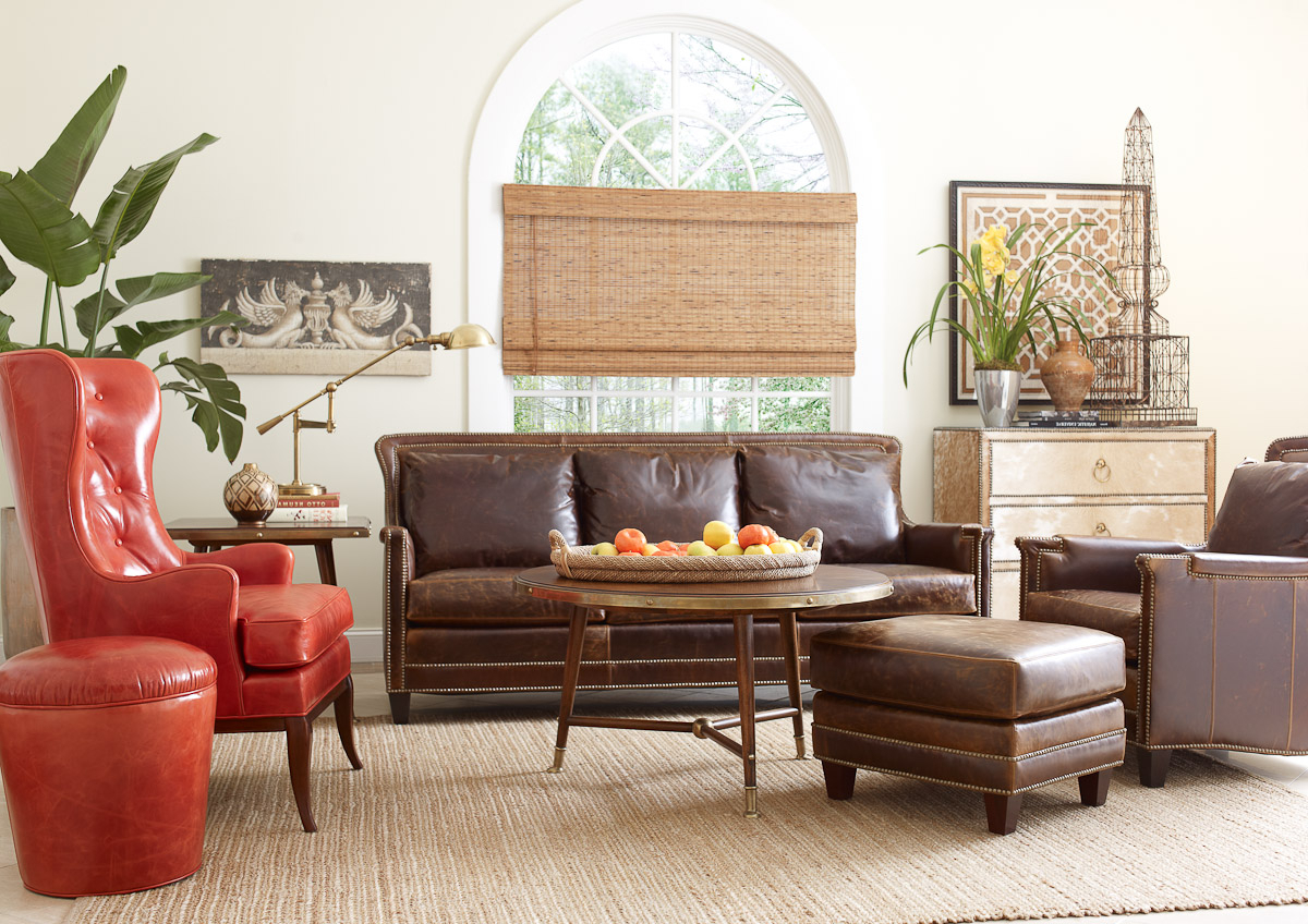 Most Current Living Room Leather Furniture Pertaining To Round Sofa Chair Living Room Furniture (Gallery 12 of 20)