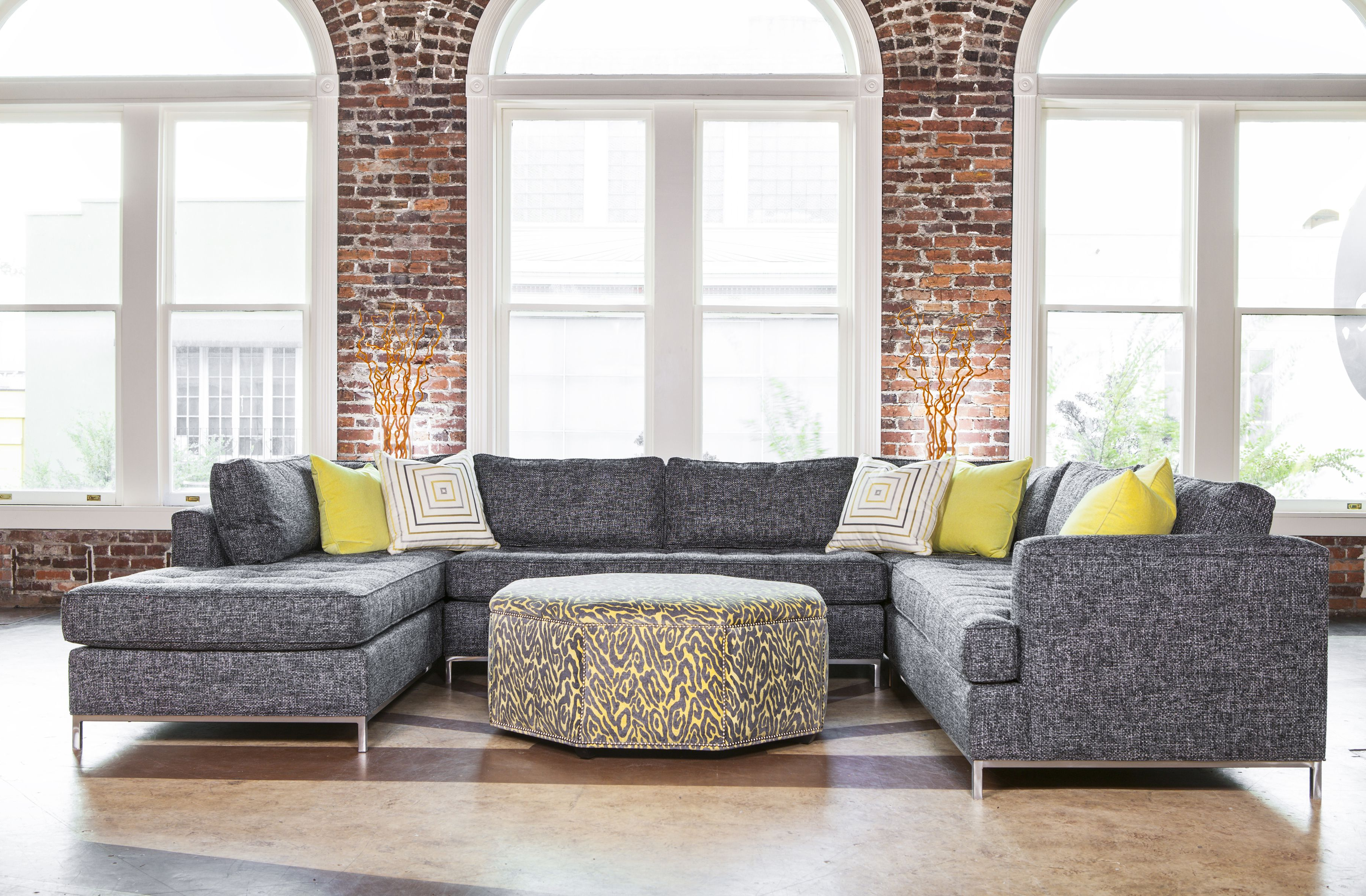 Most Popular Colton Sectiona – Norwalk Furniture – Sunset Boulevard (View 8 of 20)
