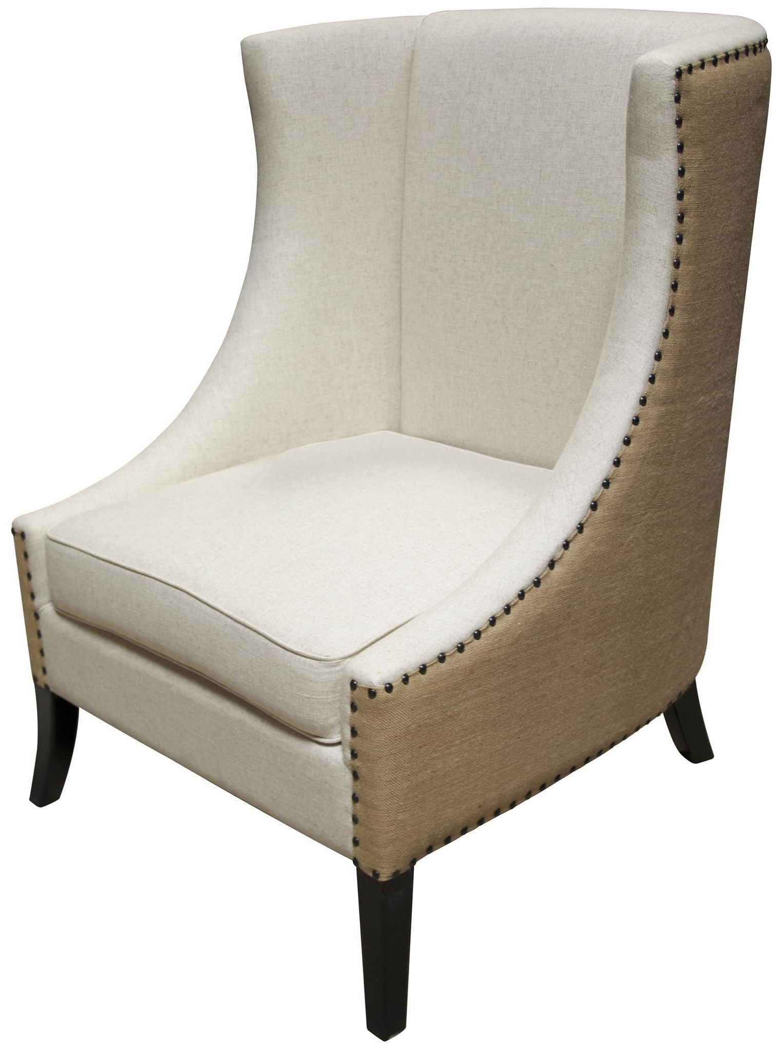 Most Recent Aidan Ii Swivel Accent Chairs Intended For Noir Qs Aiden Chair In (View 13 of 20)