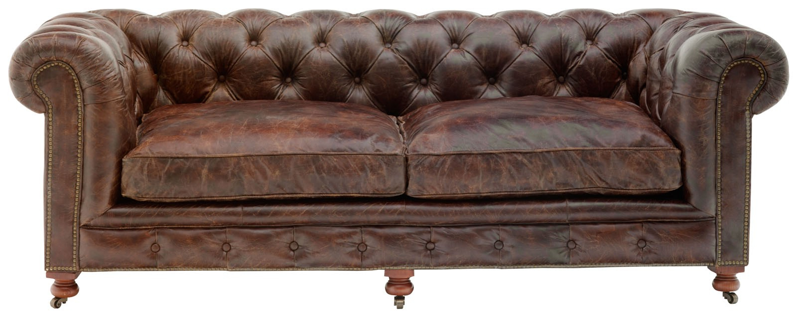 Featured Photo of Andrew Leather Sofa Chairs