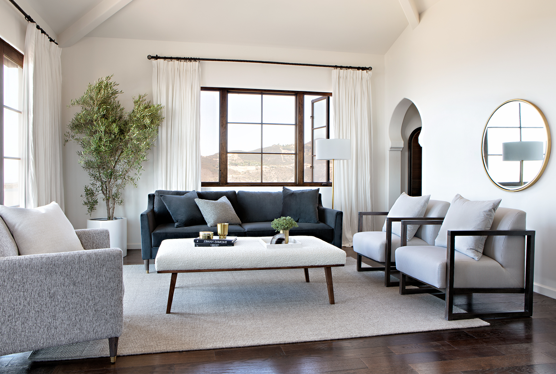 Most Recent Gwen Sofa Chairs By Nate Berkus And Jeremiah Brent Intended For Ames Arm Chairnate Berkus And Jeremiah Brent (View 9 of 20)