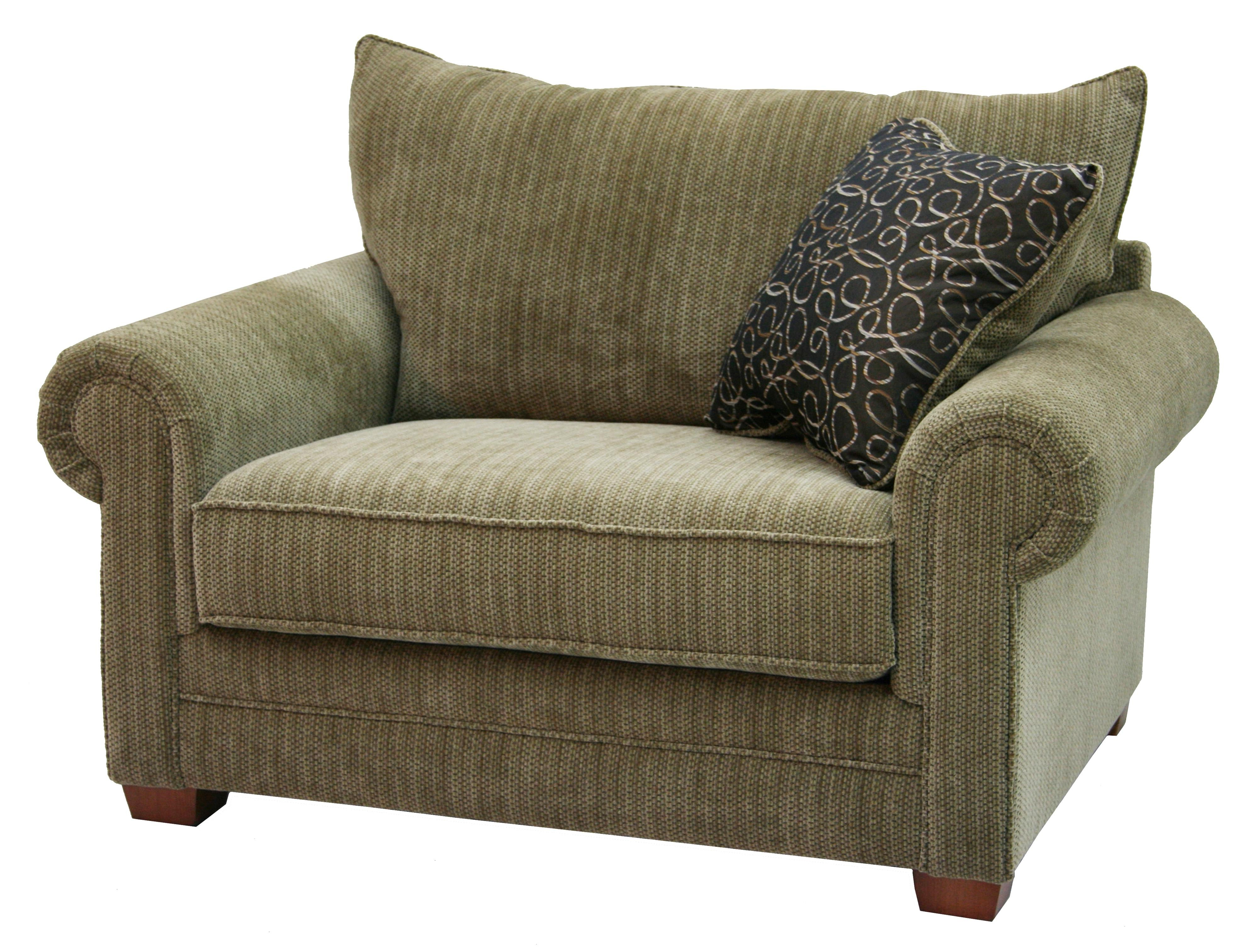 Most Recent Jackson Furniture Anniston Oversized Rolled Arm Chair Lindy S And Pertaining To Maddox Oversized Sofa Chairs (View 14 of 20)