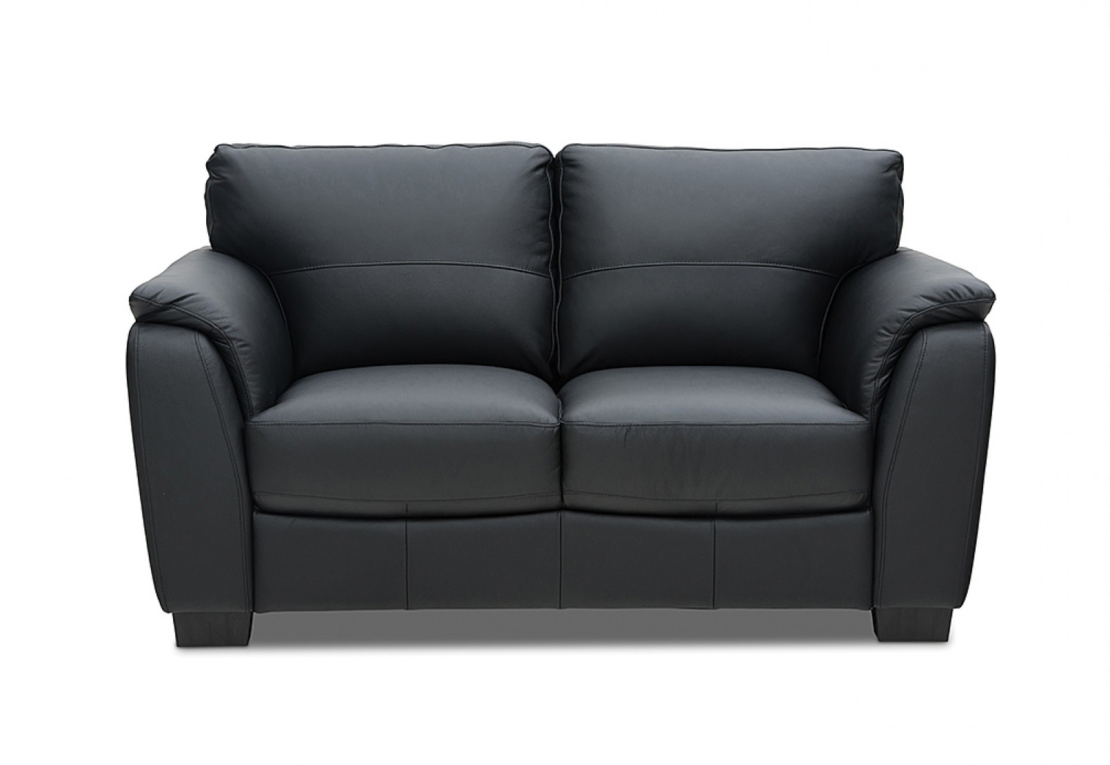 Most Recent Marissa Leather 2 Seater Sofa (View 2 of 20)