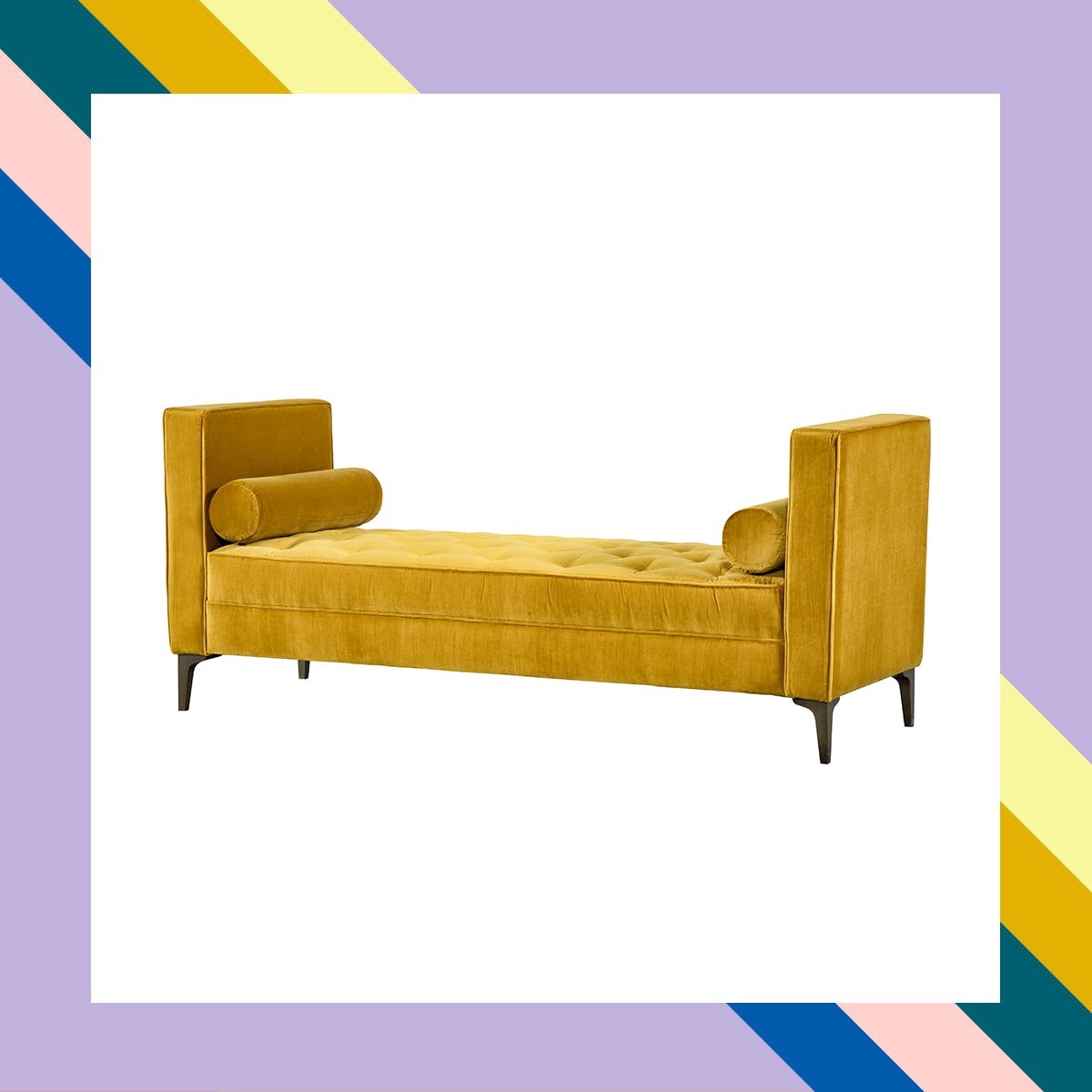 Most Recent Nate Berkus Just Launched A Home Collection With Hubby Jeremiah Pertaining To Matteo Arm Sofa Chairs By Nate Berkus And Jeremiah Brent (View 11 of 20)