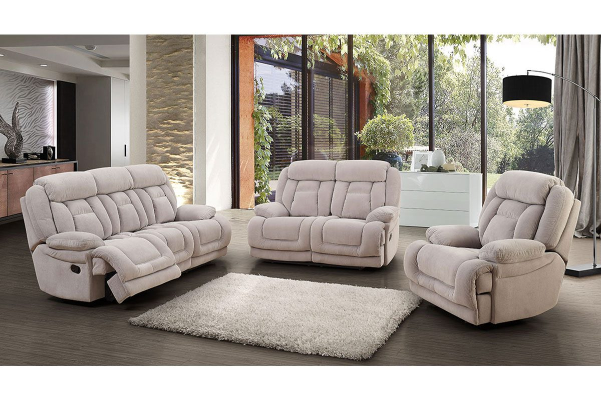 Most Recent Recliner Sofa – Boston – Furniture Palace Inside Recliner Sofa Chairs (View 11 of 20)