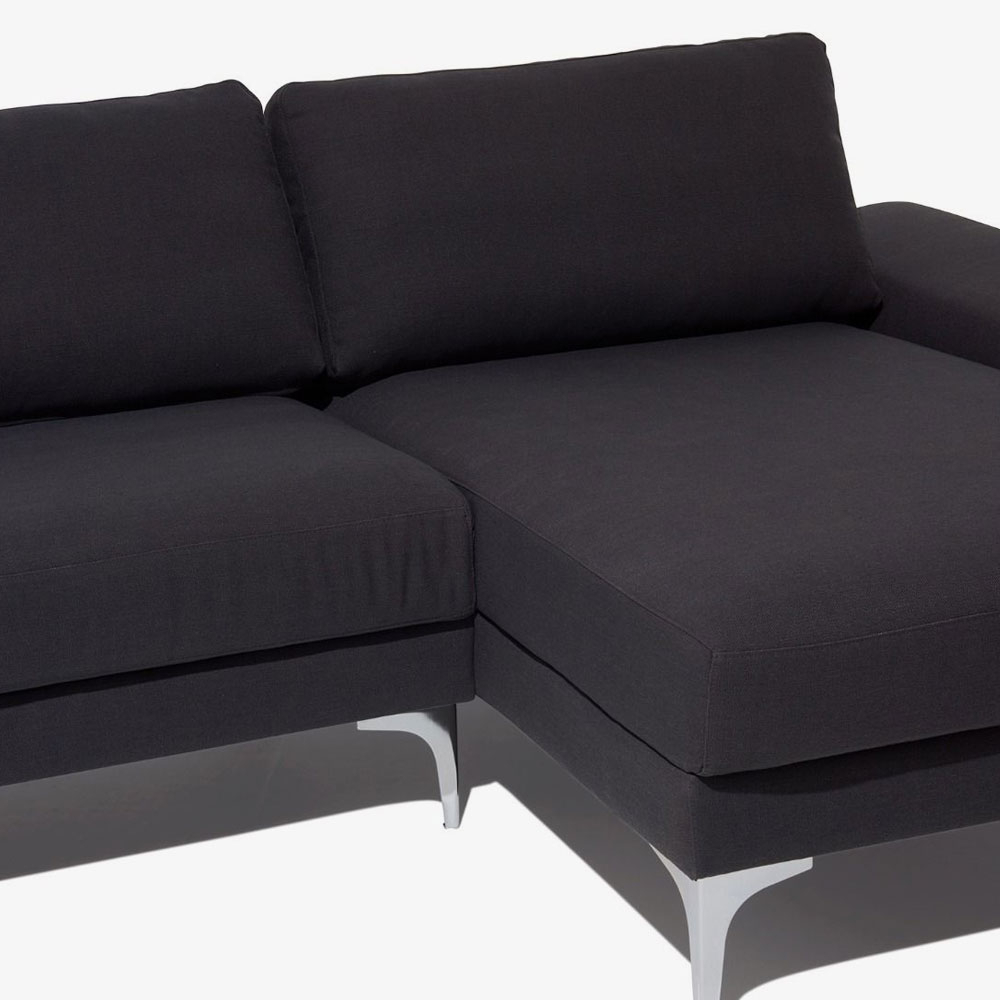 Most Recent Sofa Chairs Within Modern Sofa Sets: Industrial, Leather, Mid Century, Sectional Sofas (View 10 of 20)