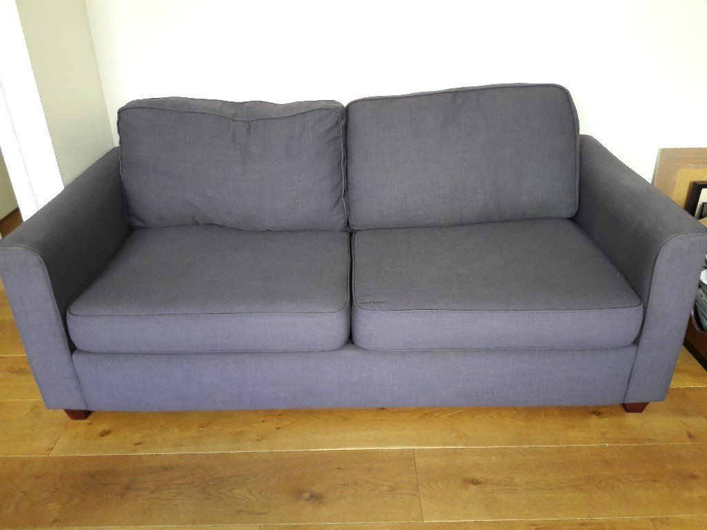 Most Recently Released Dark Grey – John Lewis – Sofa Bed – Bargain (View 15 of 20)