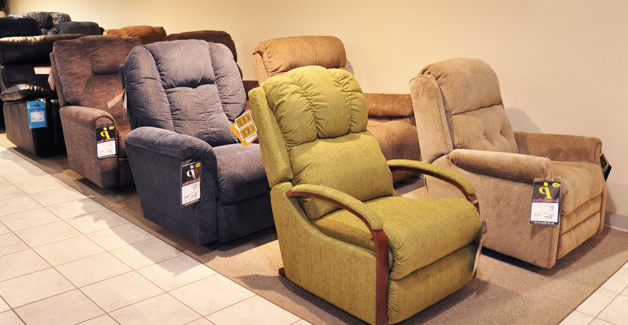 Most Recently Released La Z Boy Recliners (View 16 of 20)