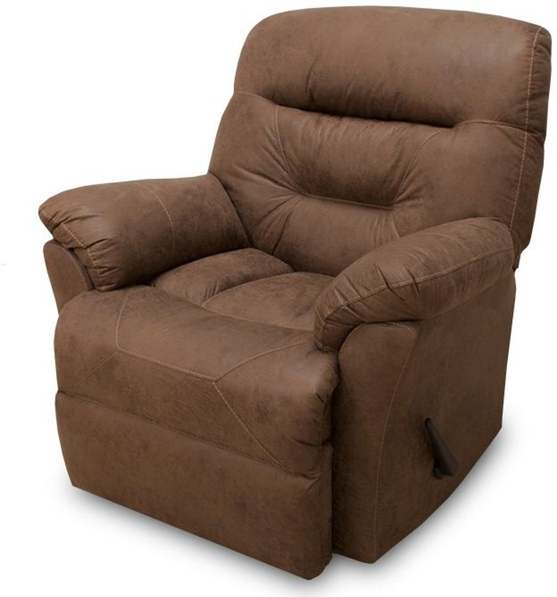 Most Up To Date Franklin Prodigy Swivel Rocker Recliner In Bandero Tobacco (View 12 of 20)
