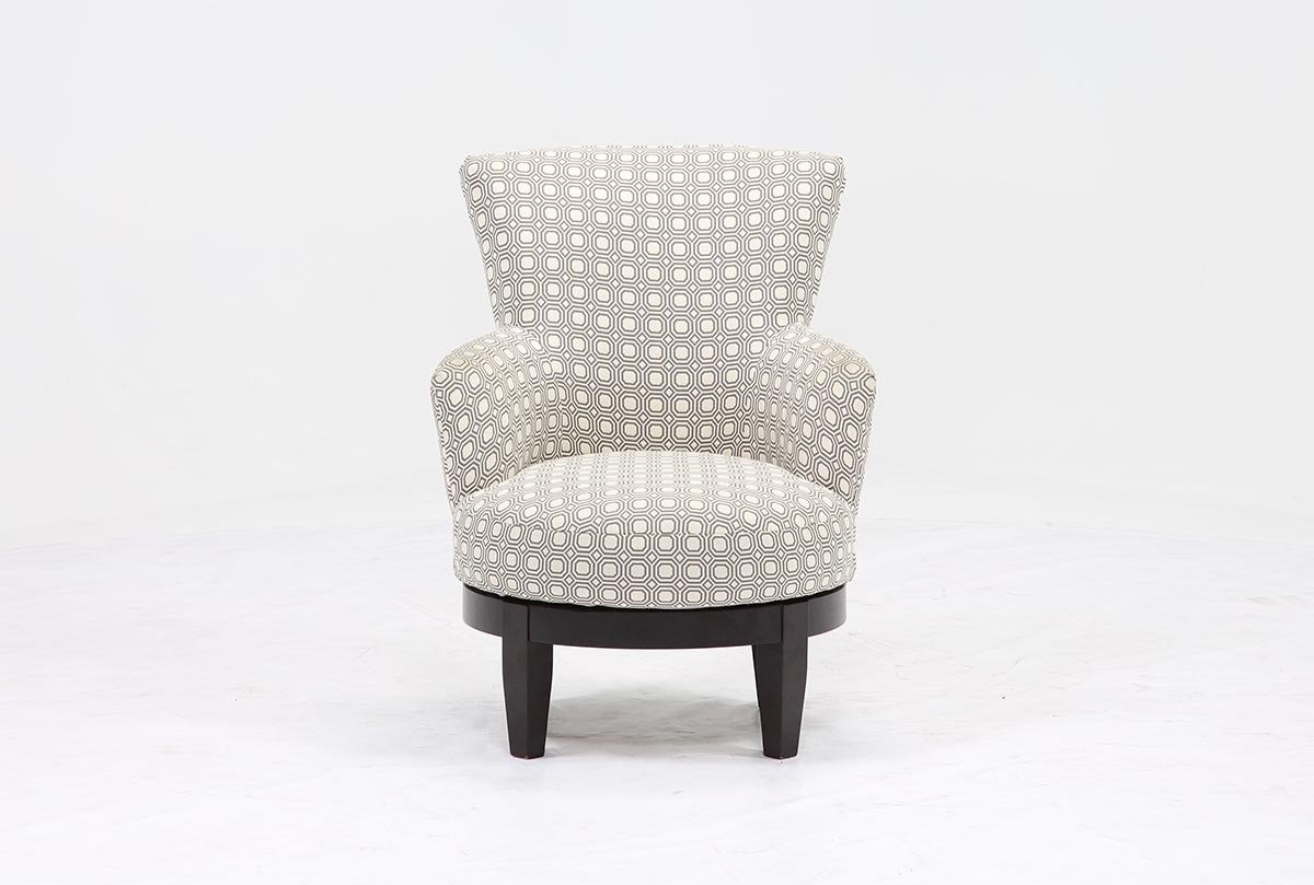 Most Up To Date Sadie Swivel Chair (View 18 of 20)
