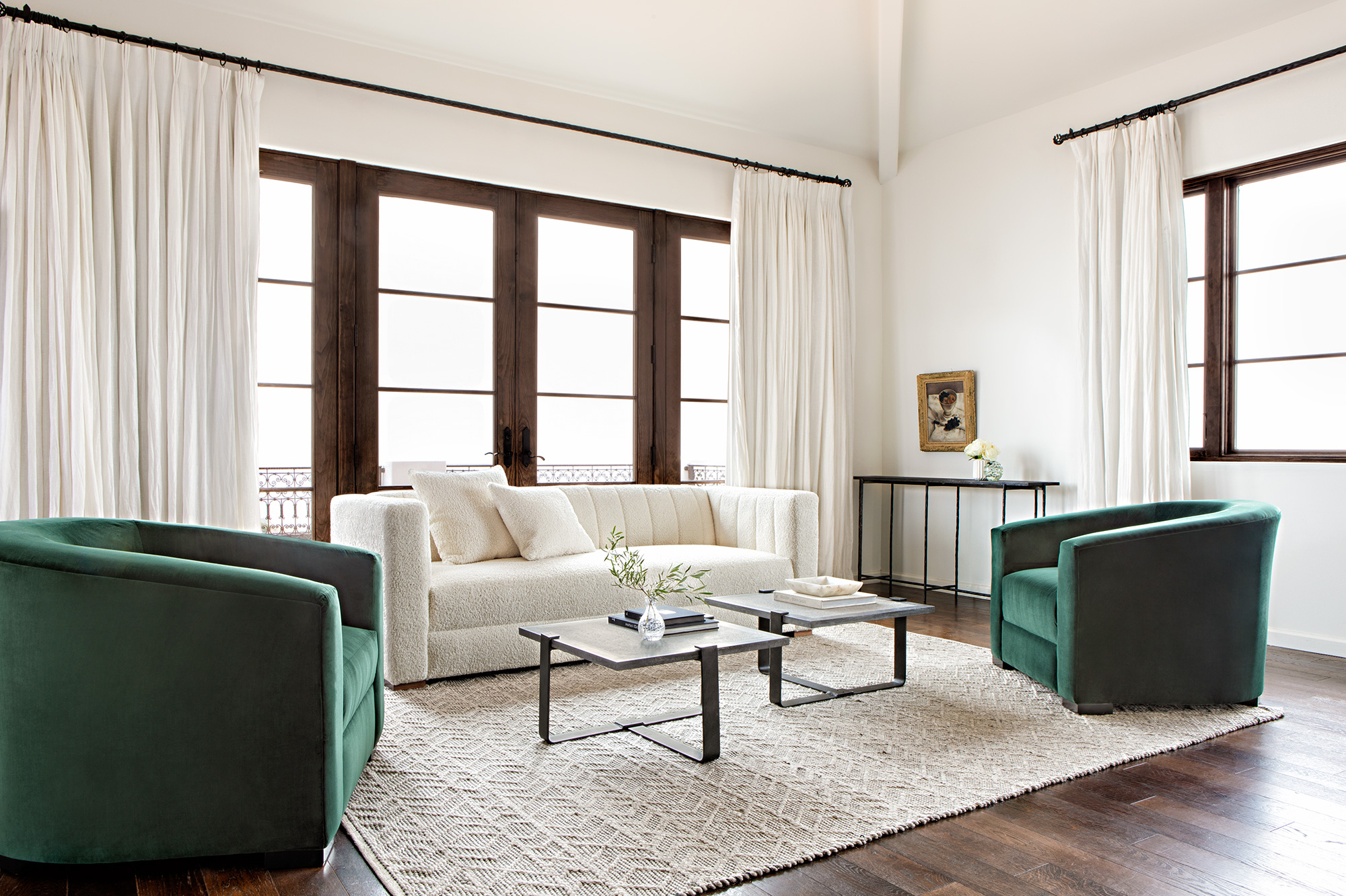 Nate Berkus, Jeremiah Brent For Living Spaces Furniture (Gallery 6 of 20)