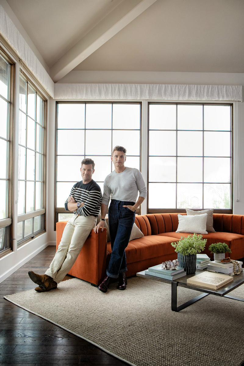 Nate Berkus & Jeremiah Brent Launch Outstanding Home Furniture Line Regarding Fashionable Matteo Arm Sofa Chairs By Nate Berkus And Jeremiah Brent (Gallery 6 of 20)