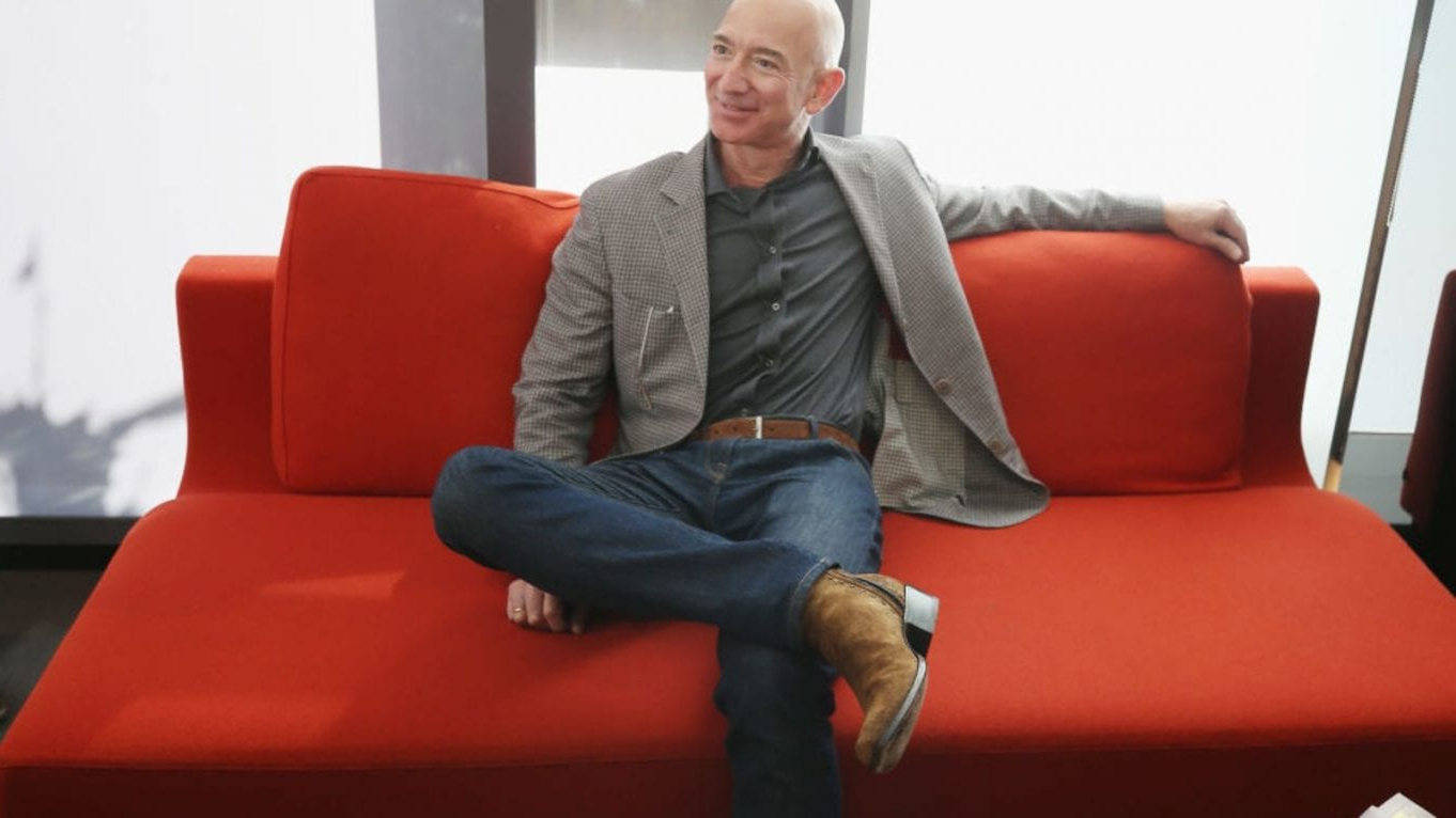 Newest Allie Jade Sofa Chairs Throughout Lawmakers Ask Jeff Bezos For Information On His Facial Recognition (View 17 of 20)