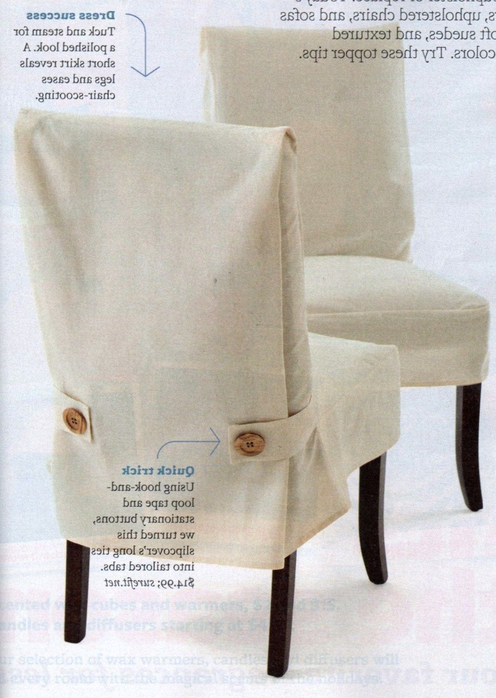 Newest Interesting Chair Cover (View 6 of 20)