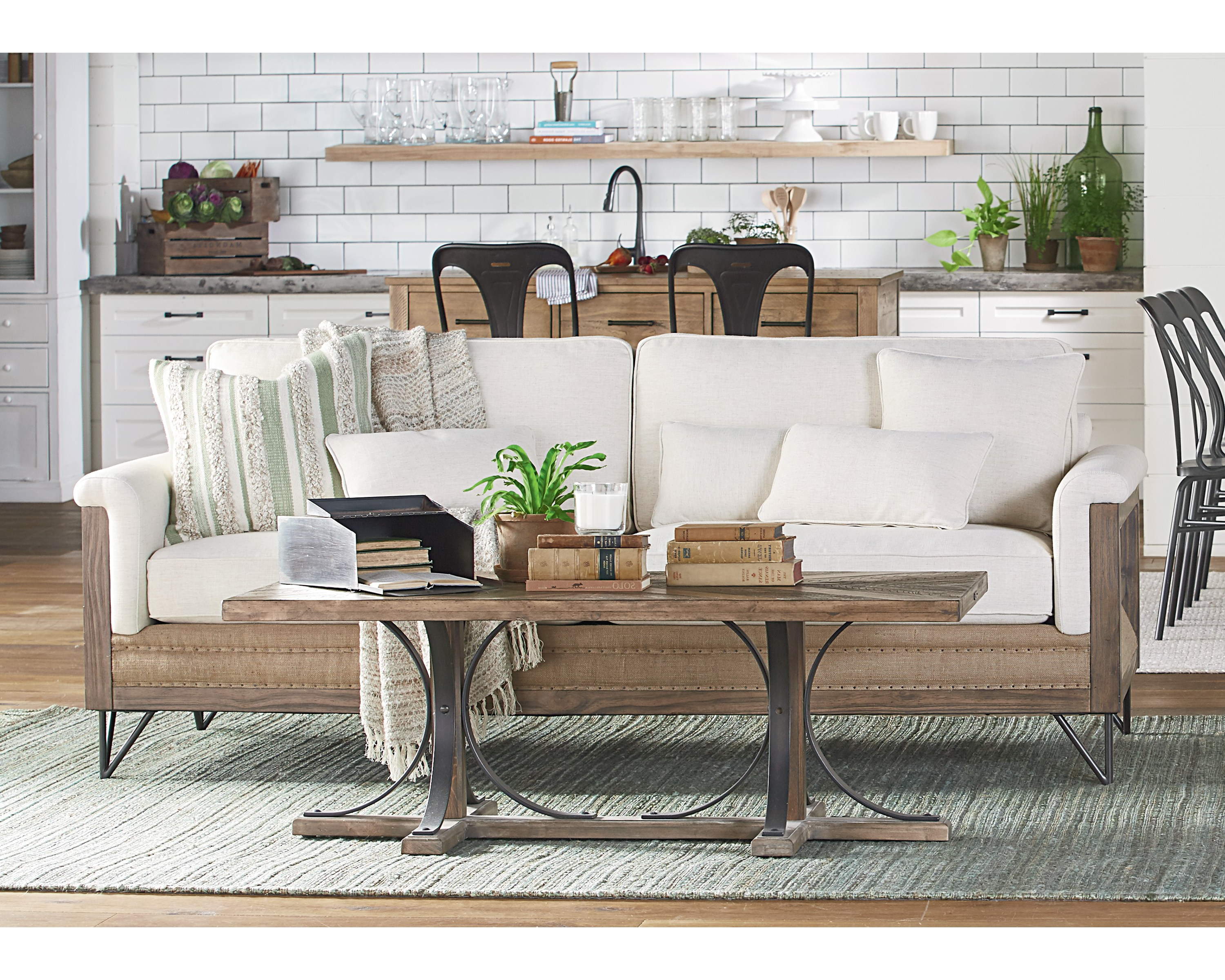 Paradigm Sofa – Magnolia Home With Regard To Famous Magnolia Home Paradigm Sofa Chairs By Joanna Gaines (View 2 of 20)