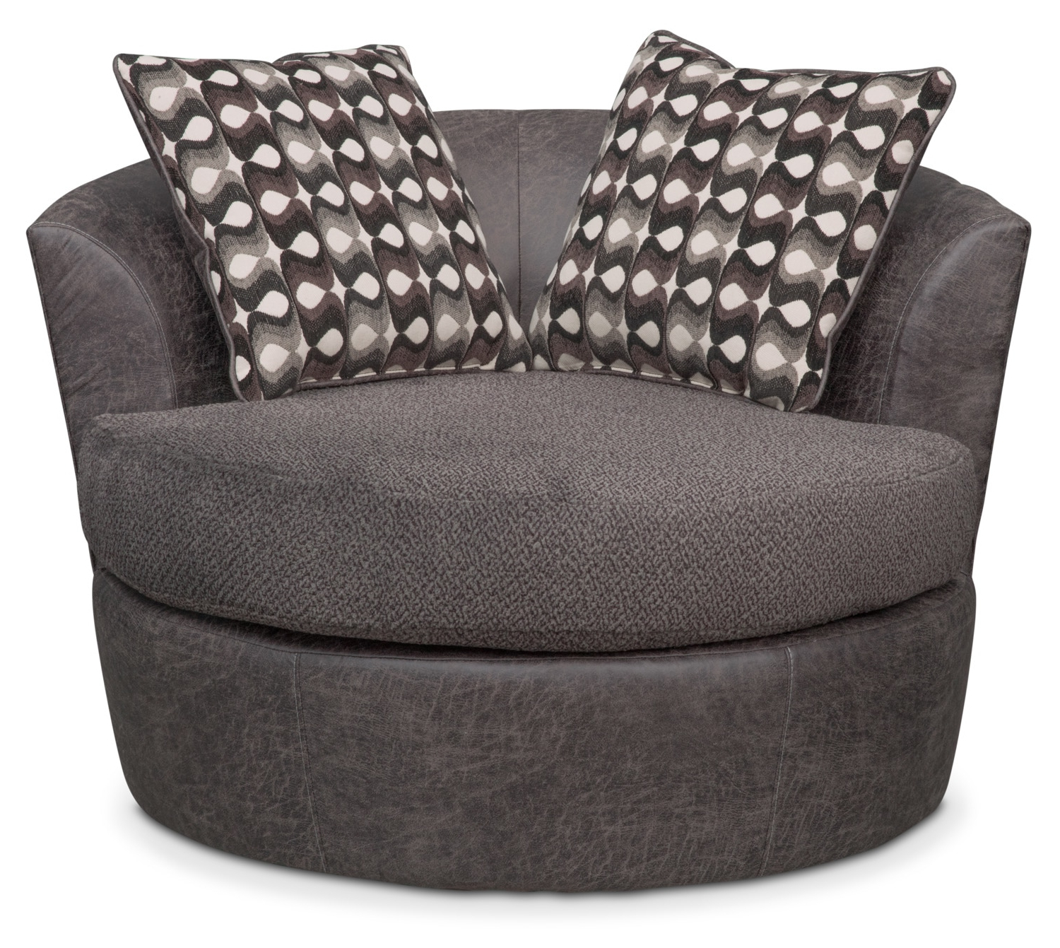 Popular Brando Swivel Swivel Chair (View 12 of 20)