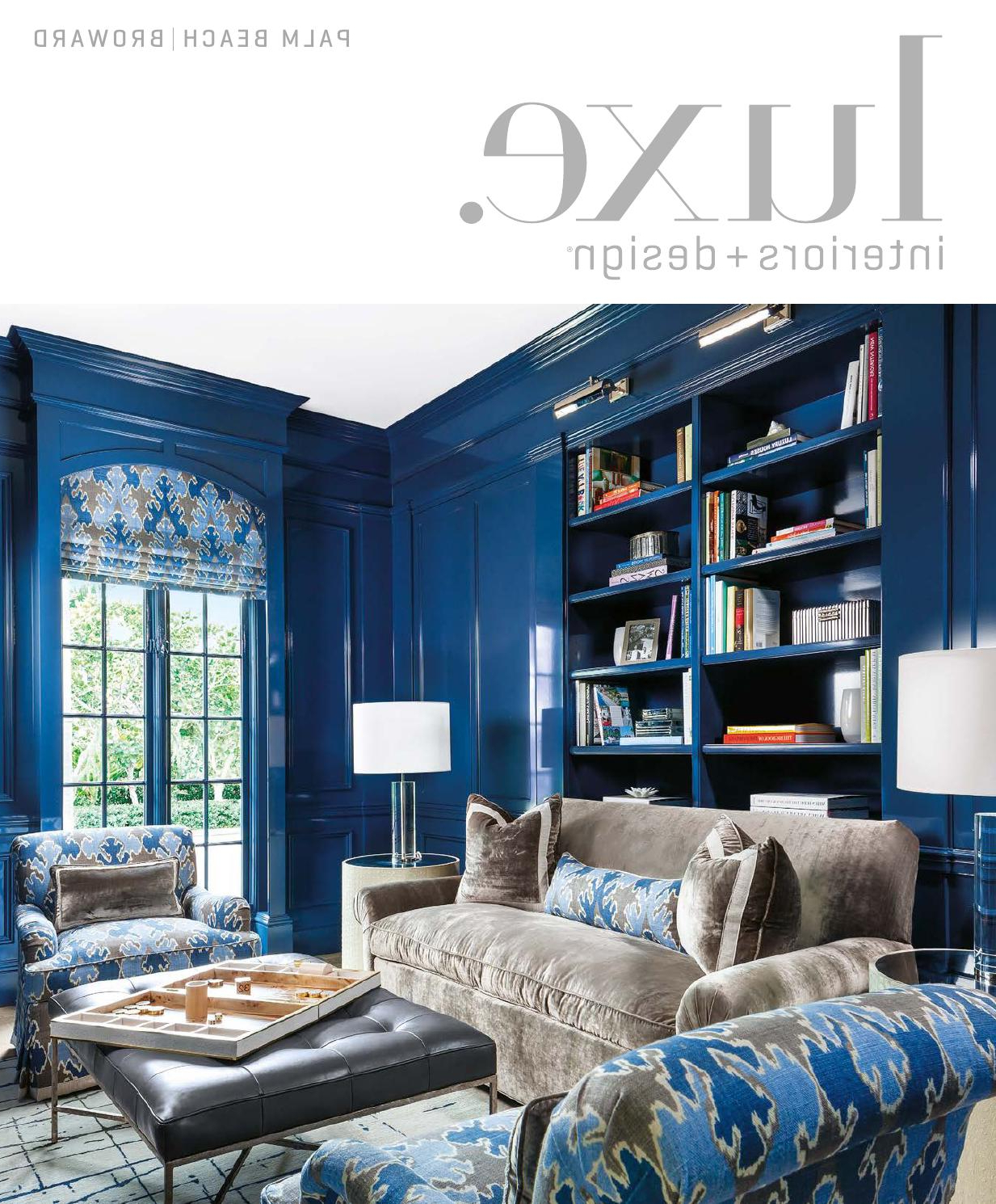 Popular Chadwick Tomato Swivel Accent Chairs Inside Luxe Magazine November 2015 Palm Beachsandow® – Issuu (View 12 of 20)