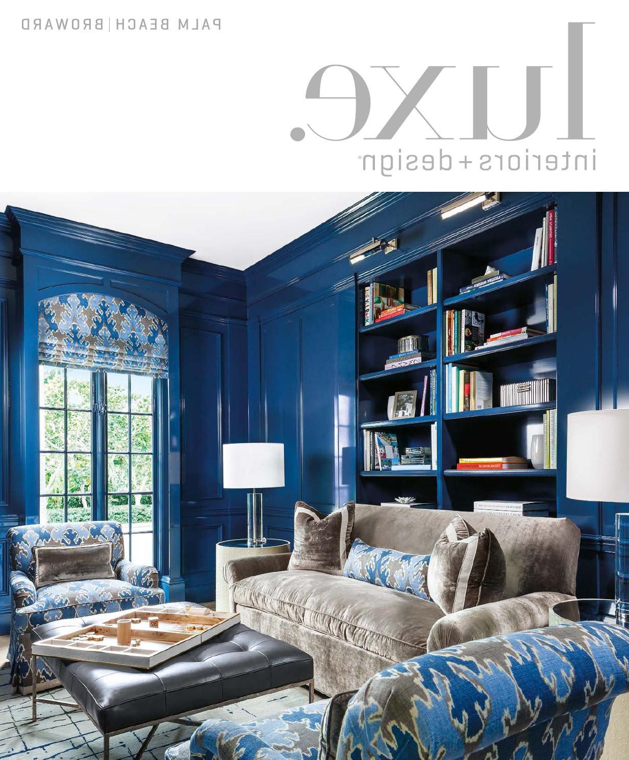Popular Chadwick Tomato Swivel Accent Chairs Inside Luxe Magazine November 2015 Palm Beachsandow® – Issuu (View 15 of 20)