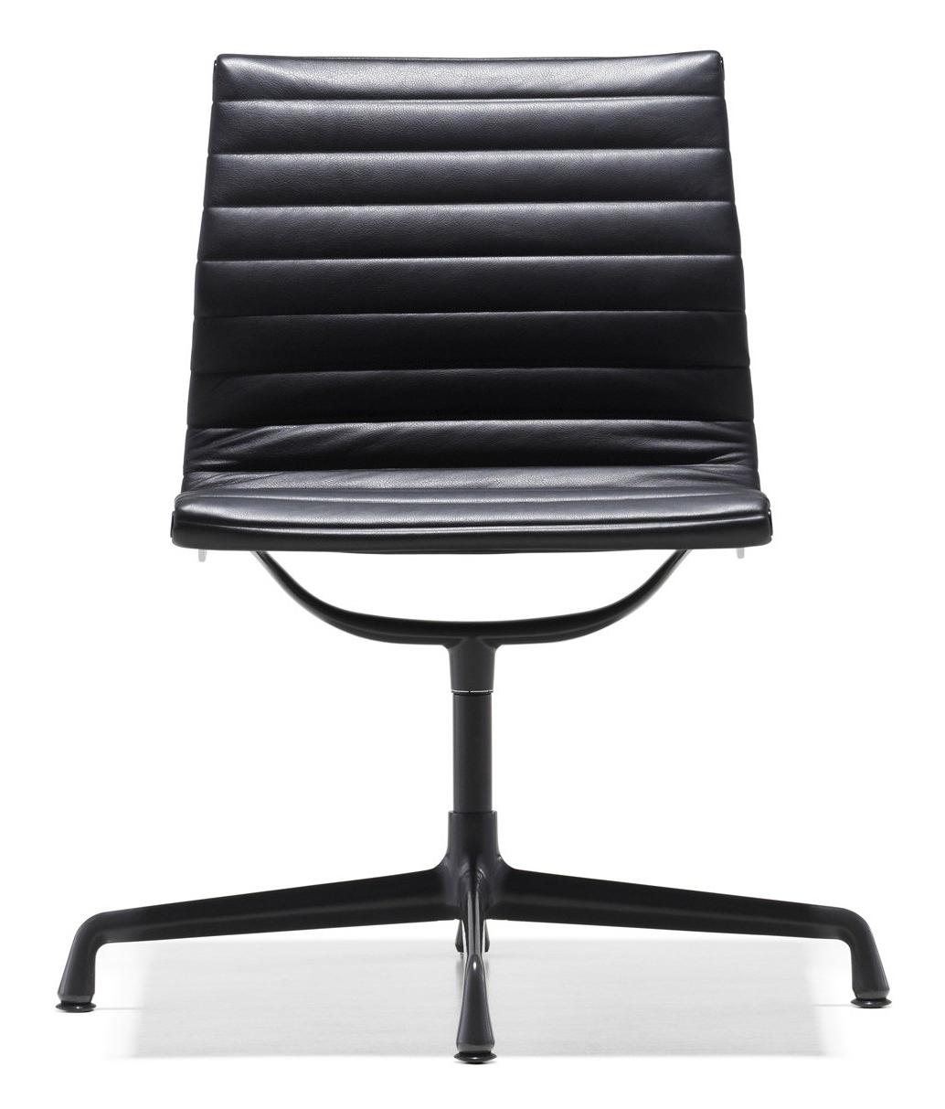 Popular Herman Miller Eames® Aluminum Group – Side Chair – Gr Shop Canada Regarding Chadwick Gunmetal Swivel Chairs (View 17 of 20)