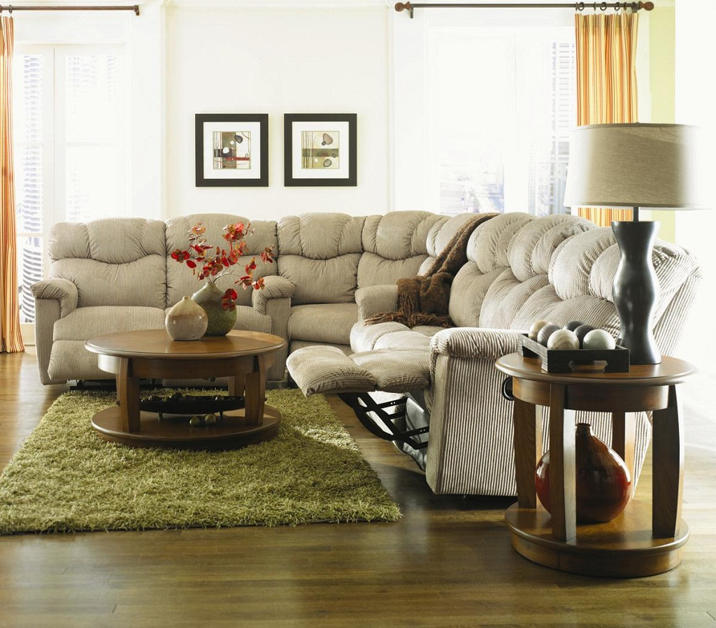 Popular Lazy Boy Sofas And Chairs Throughout Furniture: Relax Your Body With Comfortable Lazy Boy Sofa Bed Design (View 13 of 20)