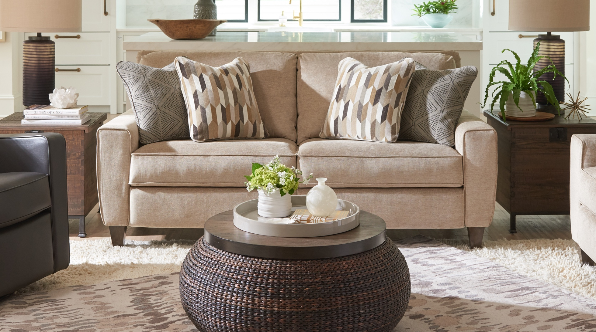 Popular Lazy Boy Sofas And Chairs Within Duo (View 5 of 20)