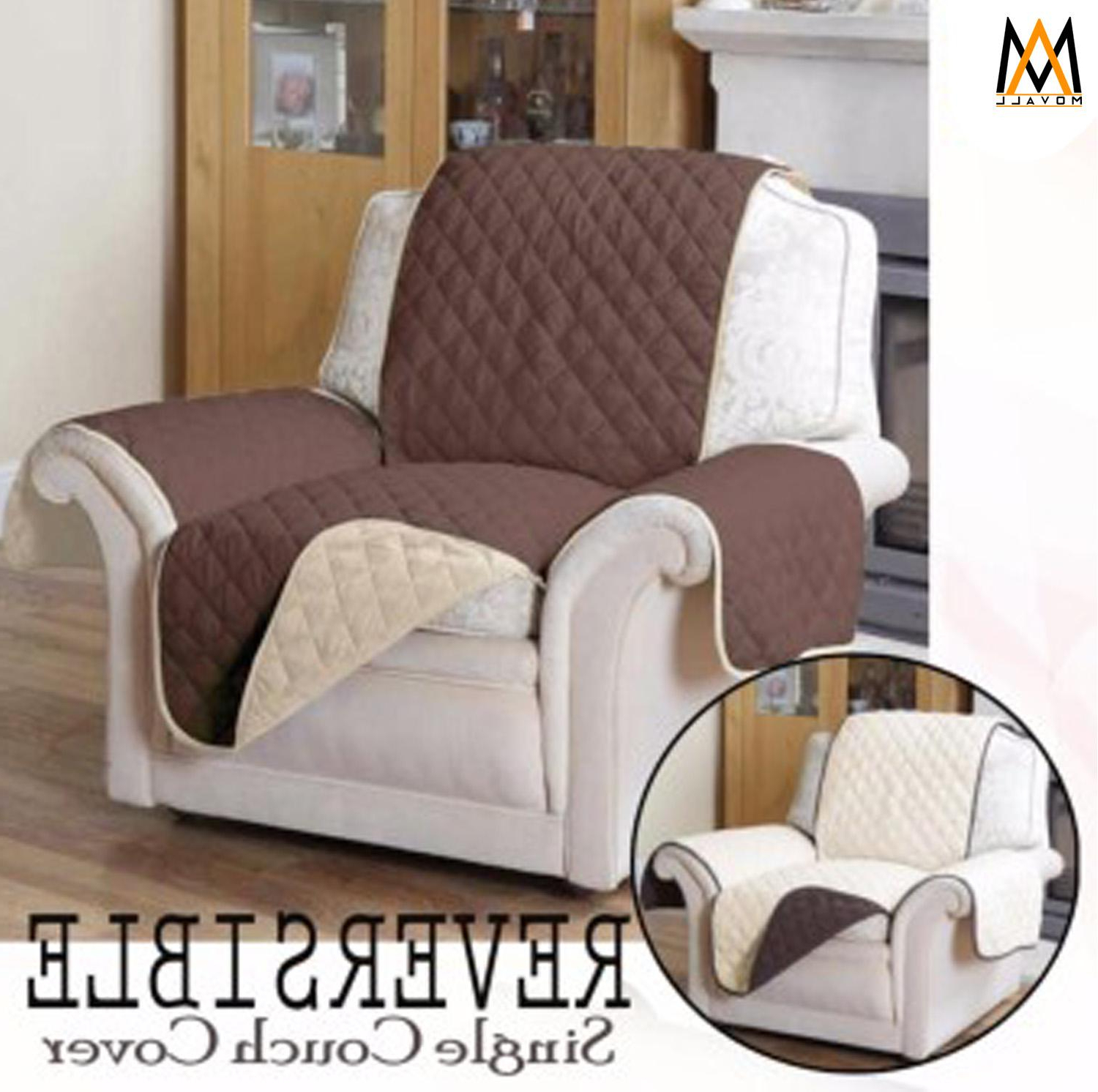 Popular Sofa And Chair Slipcovers With Regard To Slipcovers For Sale – Slipcover Prices, Brands & Review In (Gallery 12 of 20)