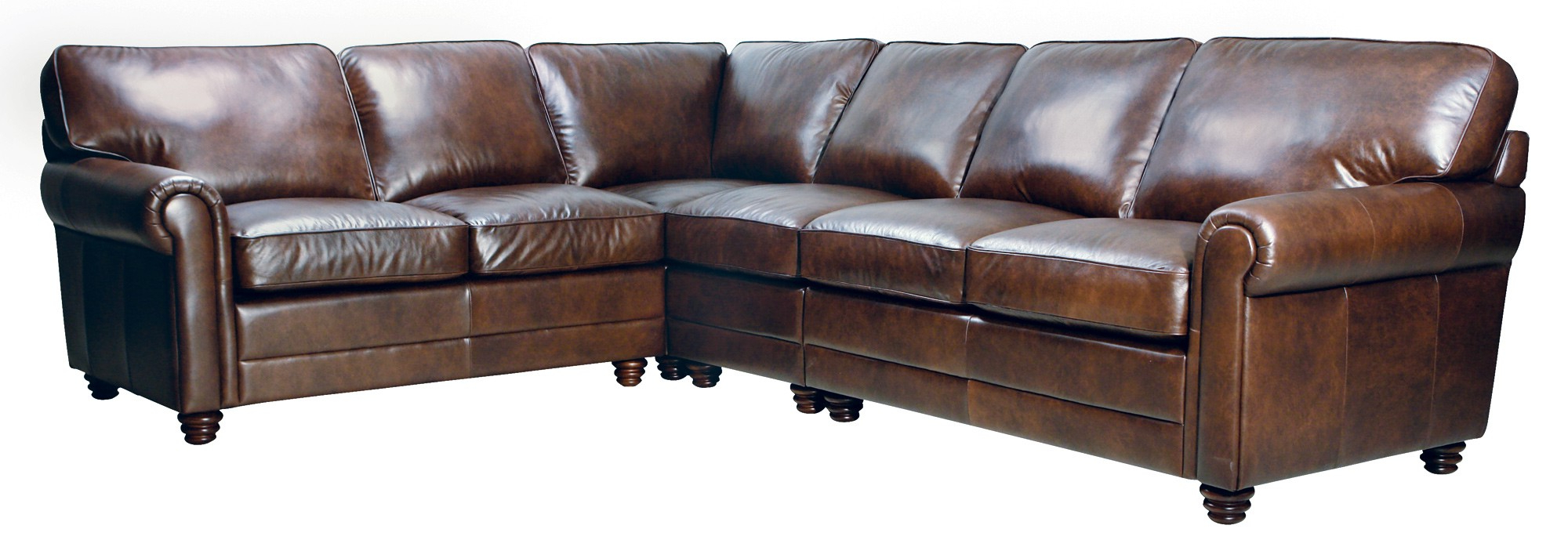 Preferred Andrew Leather Sofa Chairs With Andrew Sectional – Luke Leather Furniture (Gallery 7 of 20)