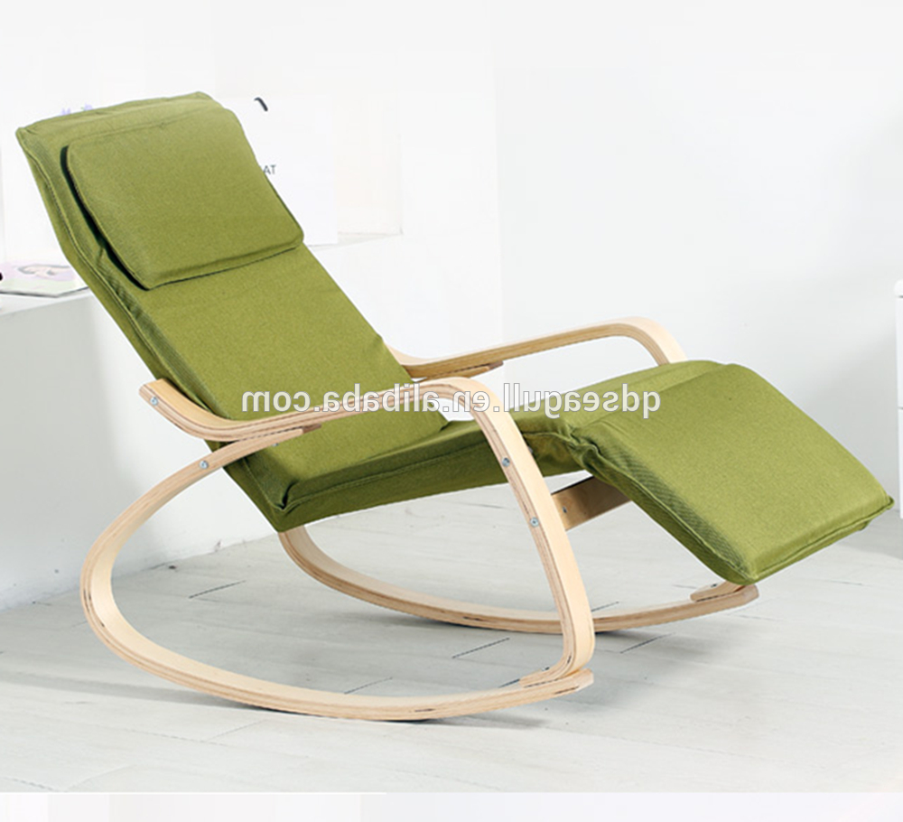 Preferred Floor Modern Rocking Sofa Rocking Chair – Buy Modern Rocking Chair Within Sofa Rocking Chairs (View 12 of 20)