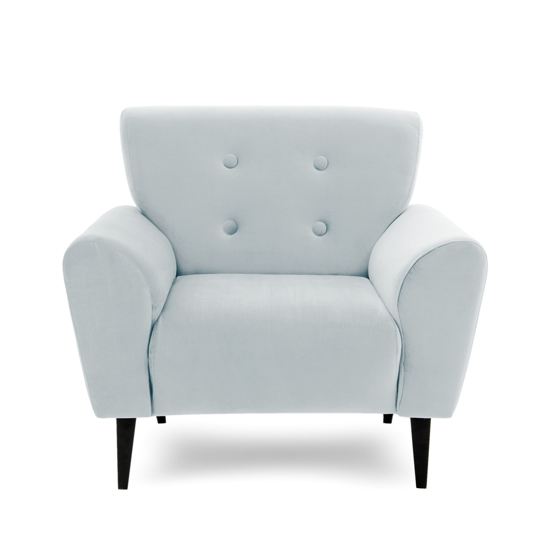 Preferred Kiara Sofa Chairs In Kiara 1 Seater (Gallery 1 of 20)
