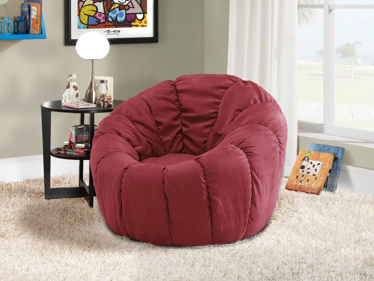 Preferred Living Room : Round Sofa Chair Sofa Round Chair Curved Sofas For Within Round Sofa Chair Living Room Furniture (Gallery 11 of 20)
