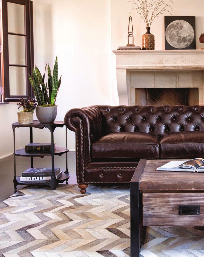 Preferred Mansfield Cocoa Leather Sofa Chairs Within Where Home Is Made (View 18 of 20)