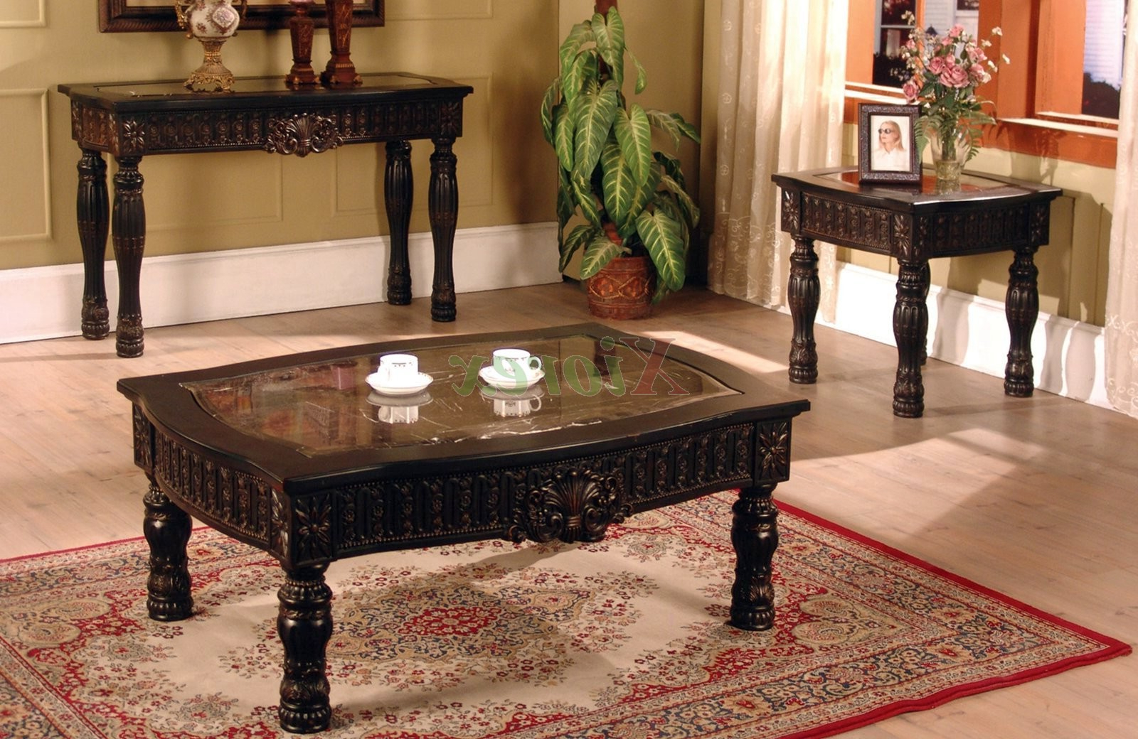 Preferred Sofa And Table Set – Listitdallas Intended For Sofa Table Chairs (Gallery 4 of 20)