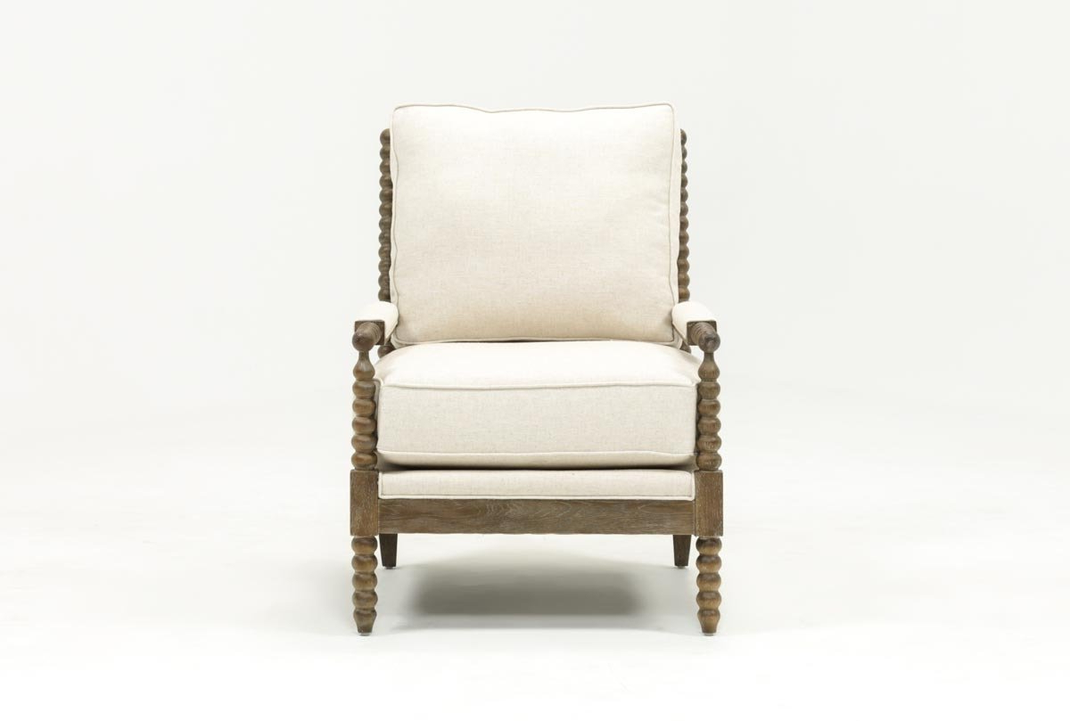 Preferred Umber Grey Swivel Accent Chairs Throughout Emma Accent Chair (View 12 of 20)