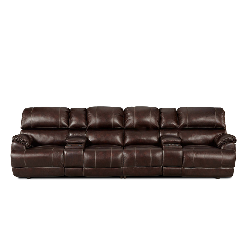 Presley Faux Leather Collection Within Most Recently Released Franco Iii Fabric Swivel Rocker Recliners (View 16 of 20)