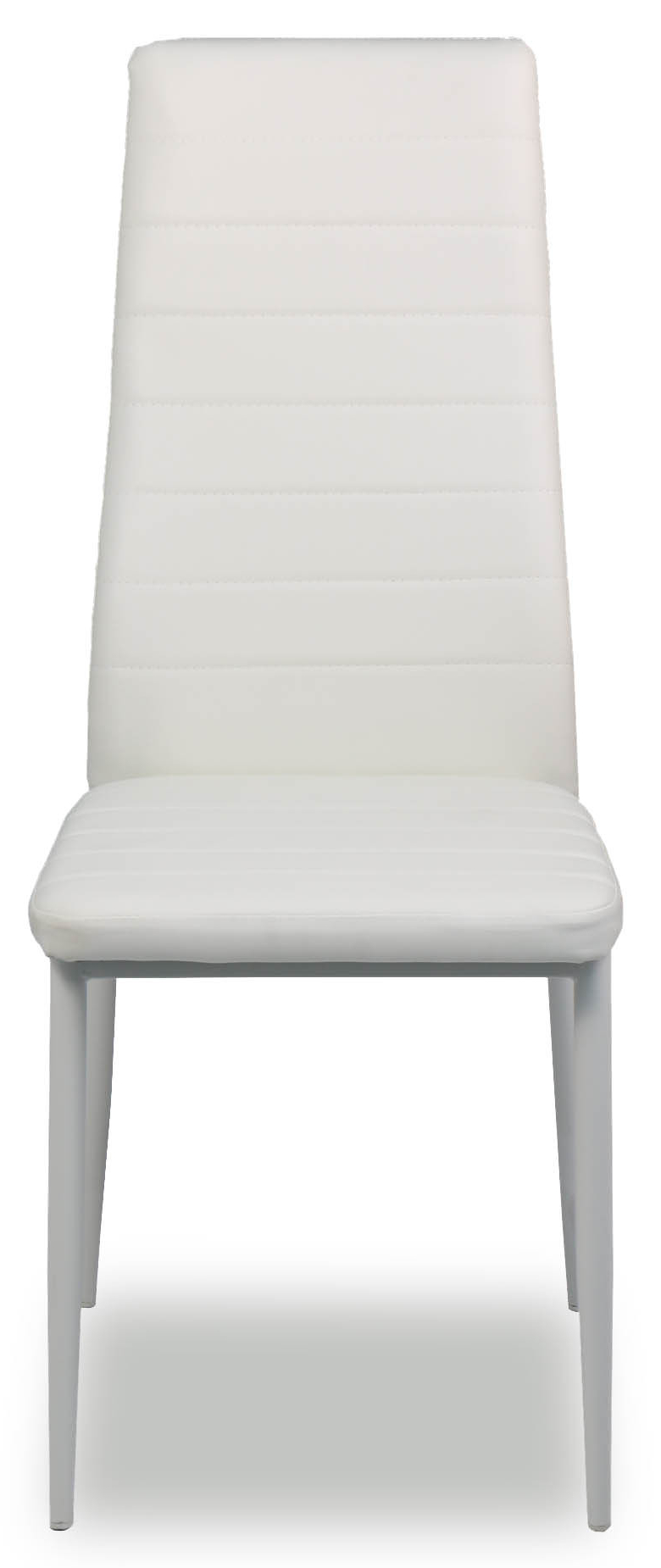Quinn Dining Chair White (View 3 of 20)