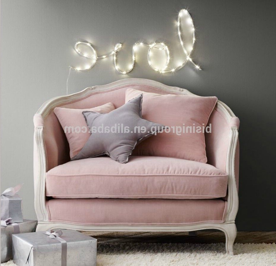 Recent Bedroom Sofa Chairs With Regard To Bisini Luxury Solid Wooden Sofa,kids Party & Bedroom Sofa Chair (View 8 of 20)