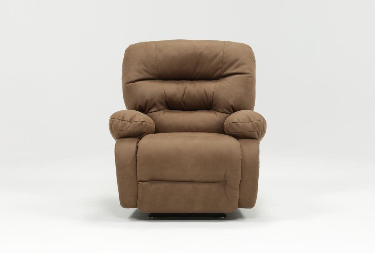 Recent Decker Ii Fabric Power Rocker Recliner (Gallery 2 of 20)