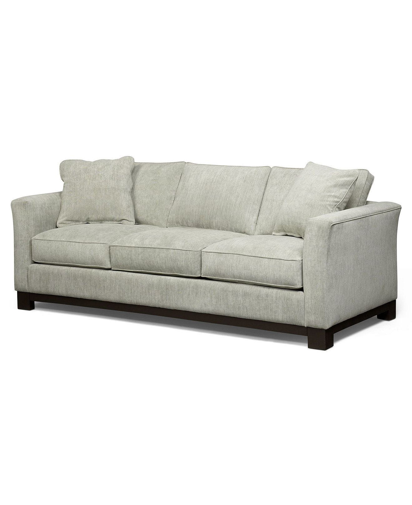 Recent Harper Down Oversized Sofa Chairs For Kenton Fabric Sofa – Couches & Sofas – Furniture – Macy's. Under (Gallery 16 of 20)