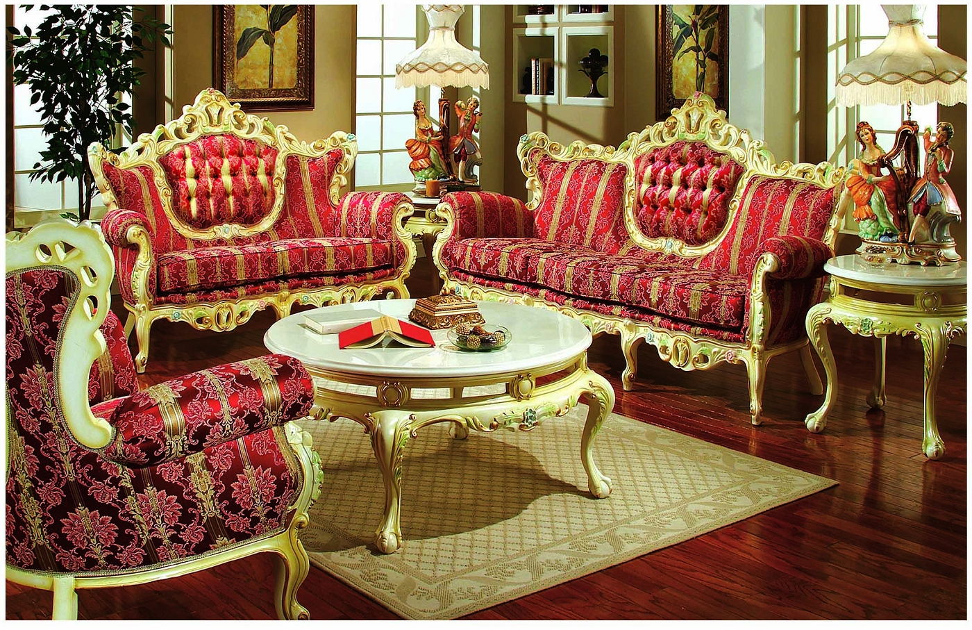 Recent Josephine Sofa Set With Regard To Josephine Sofa Chairs (View 17 of 20)